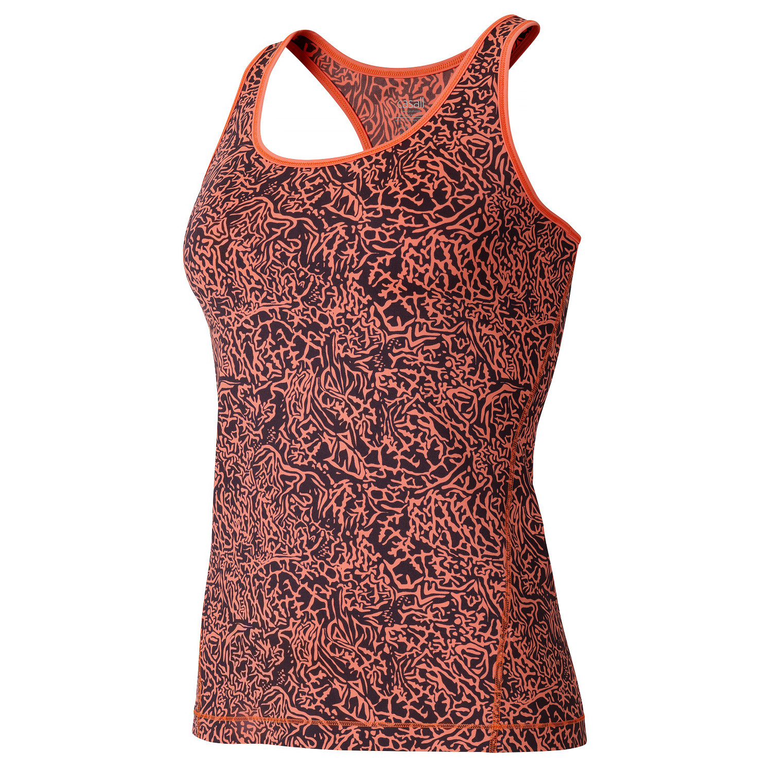 15174-casall-abstract-racerback-abstract-orange