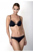 Calvin Klein Perfectly fit sexy signature Bikini with Lace black - F3266E-001