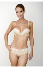 Calvin Klein Perfectly fit sexy signature Hipster with lace skin - F3267E-02K