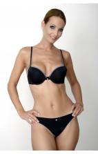 Calvin Klein Naked Glamour tailored Bikini black - F3323E-001